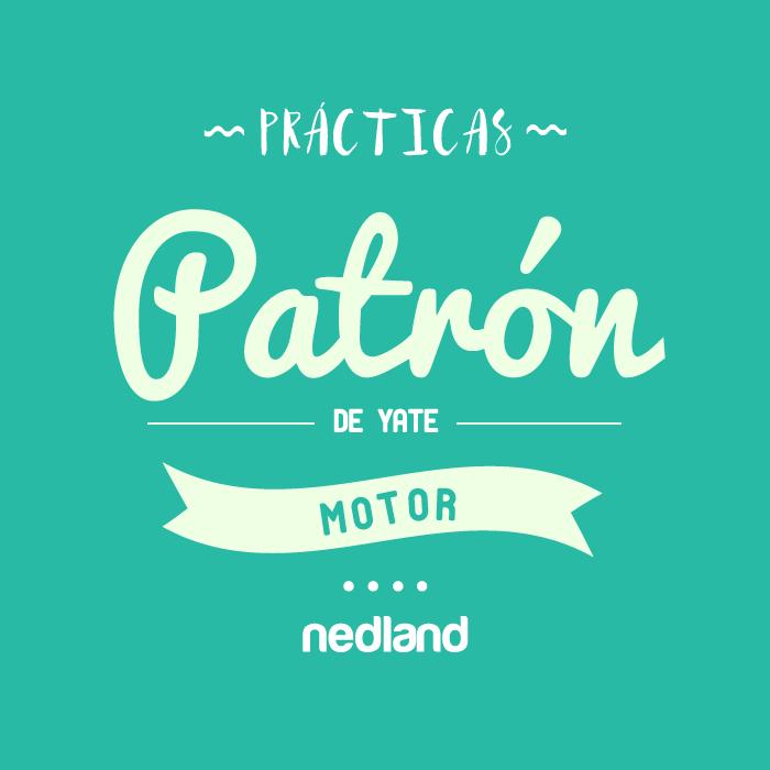 Prácticas Patrón de Yate Motor