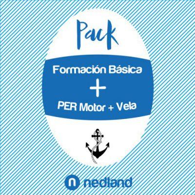 Pack Formación Básica +PER Motor Vela