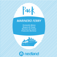 Pack Marinero Ferry